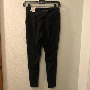Victoria's Secret (medium) studio 7/8 leggings